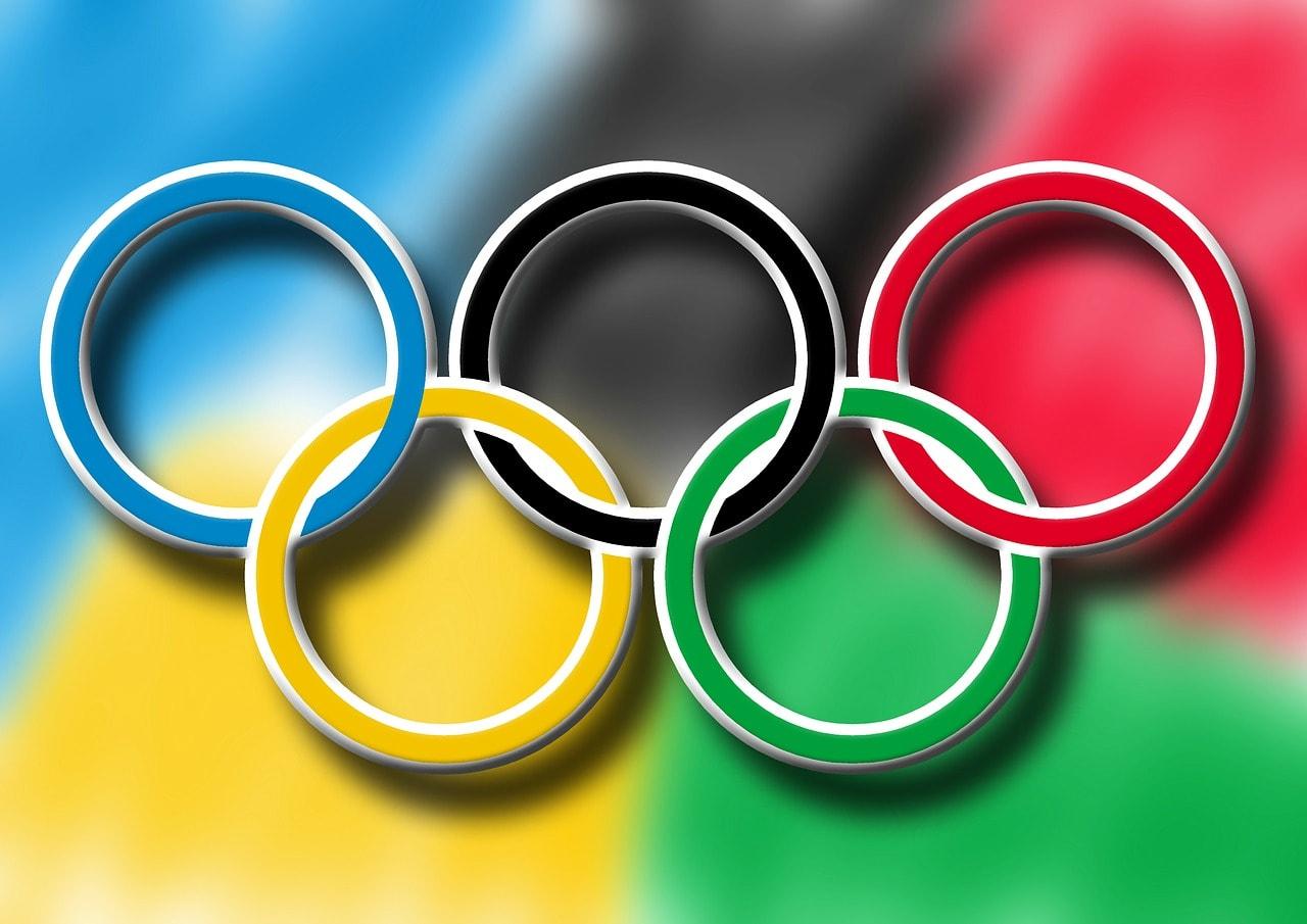 東京オリンピックタイトル画像