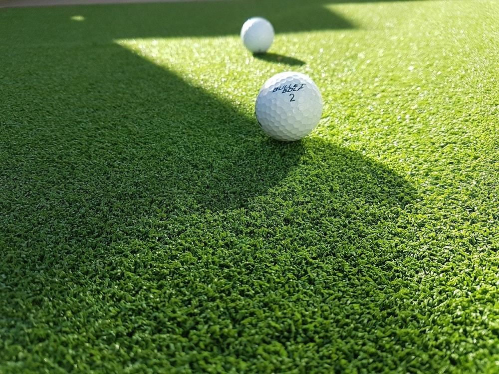 東京オリンピックゴルフ画像